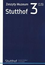 okładka Zeszyt Muzeum Stutthof Nr 3 (13)