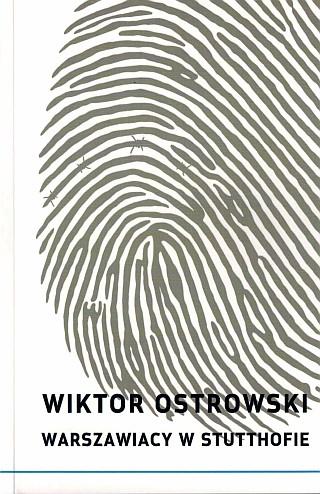 okładka Warszawiacy w Stutthofie