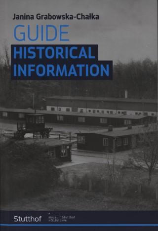 okładka Guide. Historical Information