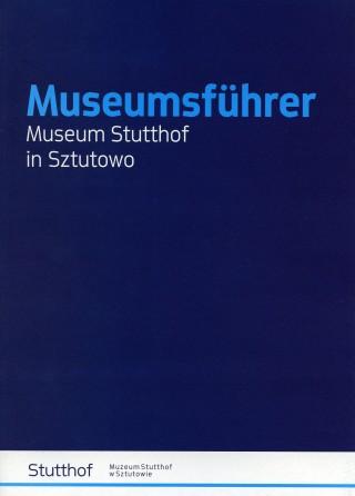 okładka Museumsführer Museum Stutthof in Sztutowo