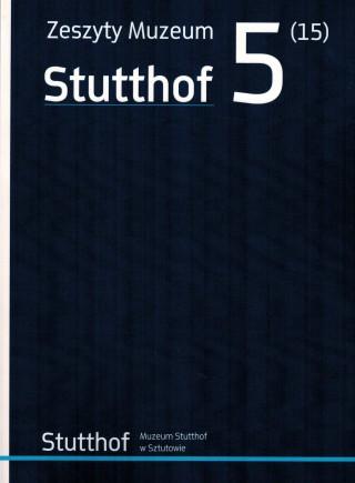 okładka Zeszyty Muzeum Stutthof 5 (15)